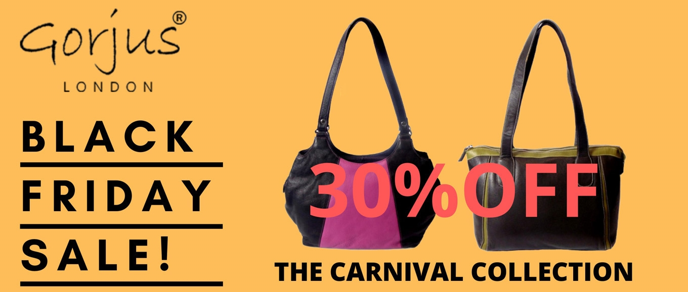 Black Friday 30% carnival collection