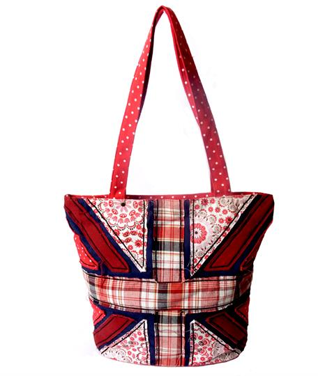 Red Rule Britannia shopper